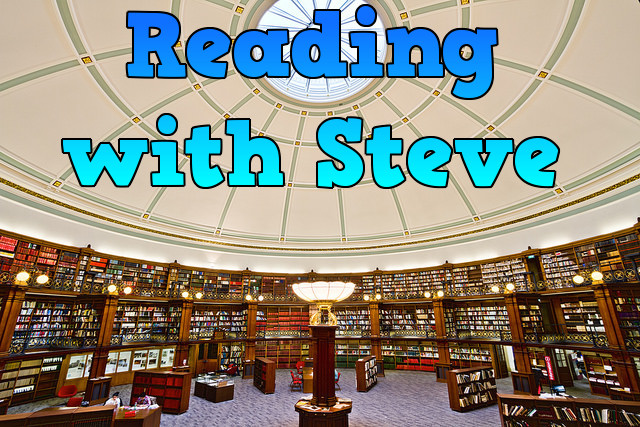 Reading with Steve is a regular feature at SteveFeyer.com. Read product marketing and content marketing book reviews.