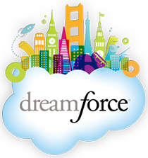 Dreamforce, salesforce, B2B marketing