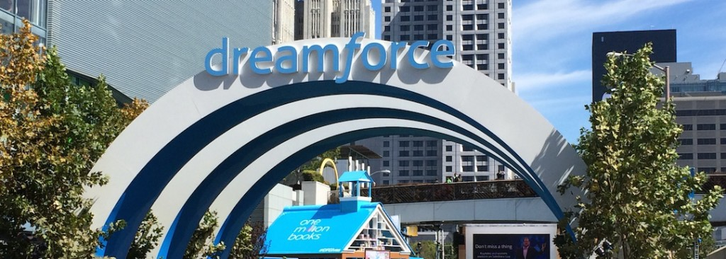 Dreamforce is a product marketer's dream