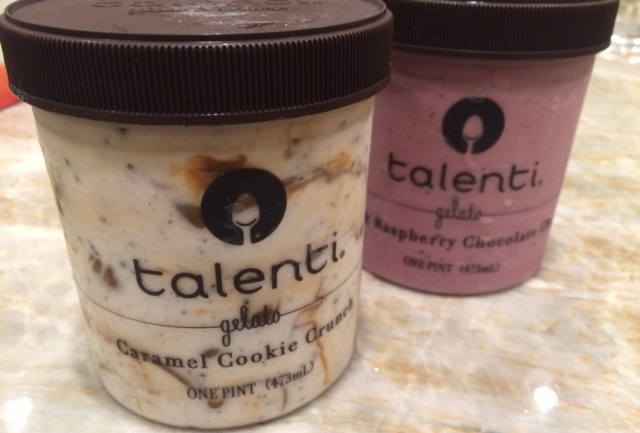 Talenti gelato is an example of great marketing packaging